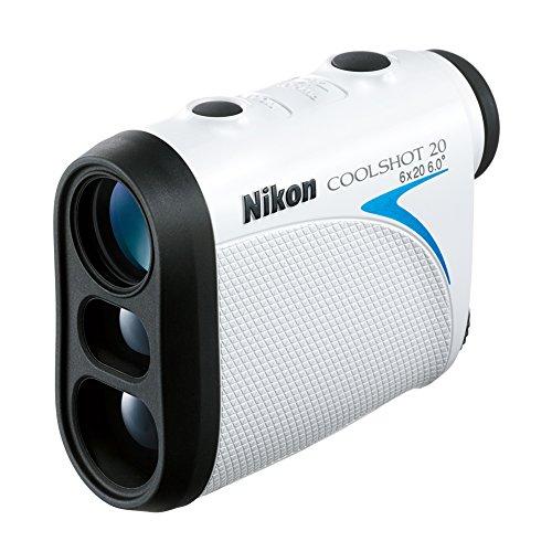 4. Nikon COOLSHOT 20 Golf Laser Rangefinder (US Version)