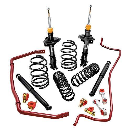 EIBACH PRO-SYSTEM-PLUS (SPRINGS/SHOCKS/SWAY BARS) MUSTANG BASE,GT,GTS, GT BULLITT, MACH I, SVT COBRA