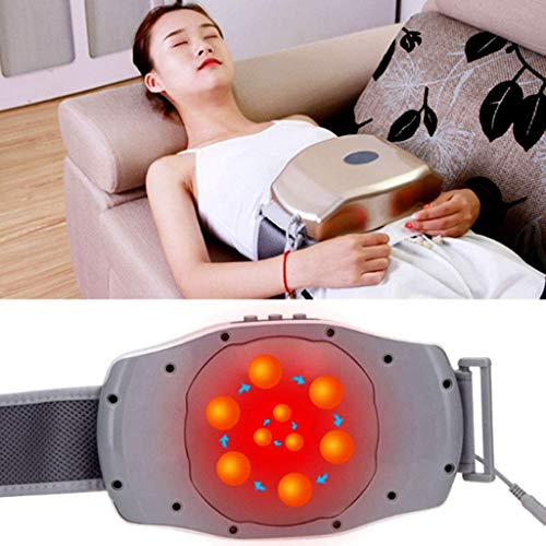 DEJA Intelligent Electric Massager Body Sculpting Slimming Belt for Arms,Tummy,Legs, Hip,Thigh, Back 3