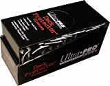Ultra Pro PRO-MATTE SMALL (600 Count) White Deck Protector Sleeves - YuGiOH 10 Pack Box/Case