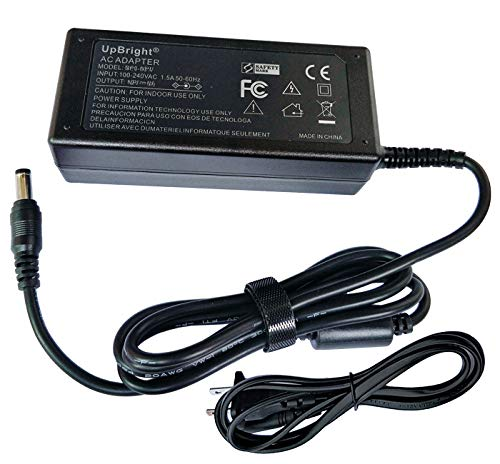 UpBright 15V AC Adapter Replacement for Pioneer Airplay A1 A3 A4 XWSMA XW-SMA1-K XW-SMA3-K XW-SMA4-K Speaker S065BP1500400 Brother PA-AD-600 NU60-F150400-I3 LB3834-001 PocketJet 7 6 Plus PJ722 PJ673