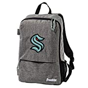 SUPERIOR PERFORMANCE: The NHL Streetpack backpack is designed with multiple storage compartments and a built-in, non-slip hockey stick holder, this is the perfect hockey bag to help get all your accessories and equipment to the game VERSATILE: This b...