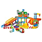 VTech Go! Go! Smart Wheels Roadmaster Train Set, Great Gift For Kids, Toddlers, Toy for Boys and Girls, Ages 1, 2, 3, 4, 5