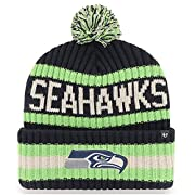 Material: 100% Acrylic Material I; 100% Polyester Material II Stretch fit Cuffed knit hat Embroidered graphics Knit graphics