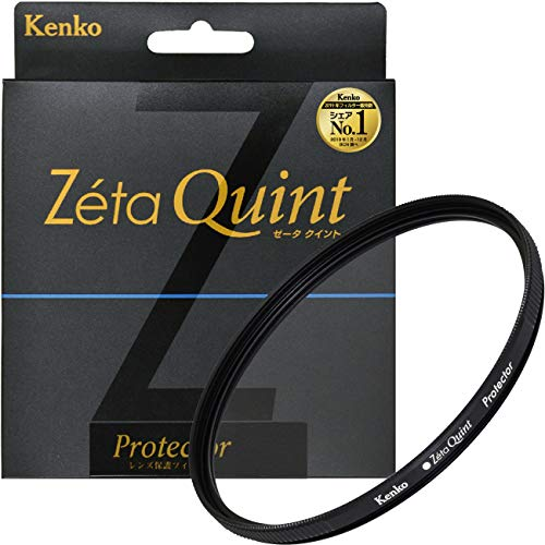 Kenko レンズフィルター Zeta Quint プロテクター 67mm レンズ保護用 117620