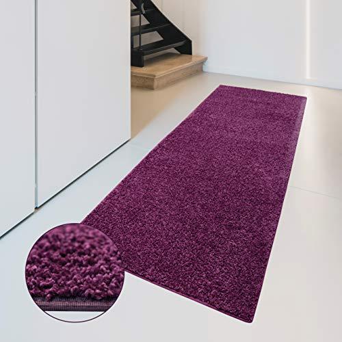Carpet Studio Soffice Passatoia 67x180cm, Tappeto per Salotto/Cucina/Camera da Letto/Corridoio,...