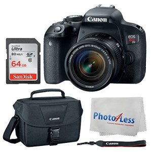 Canon-EOS-Rebel-T7i-Digital-SLR-Camera-Canon-EF-S-18-55mm-f4-56-is-STM-Lens-Canon-EOS-Shoulder-Bag-Black-SanDisk-Ultra-SDXC-64GB-80MBS-Class-10-Flash-Memory-Card-Deluxe-Canon-Bundle