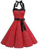 DRESSTELLS Version3.0 Vintage 1950's Audrey Hepburn pin-up Robe de soirée...