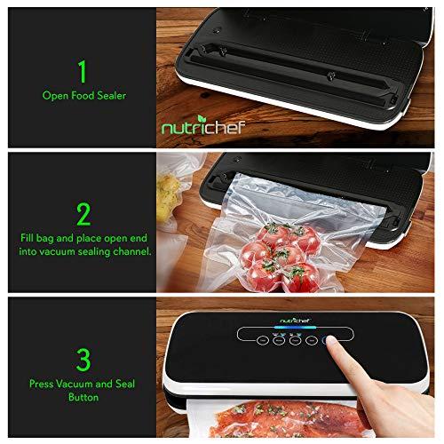 Product Image 4: NutriChef Vacuum Sealer