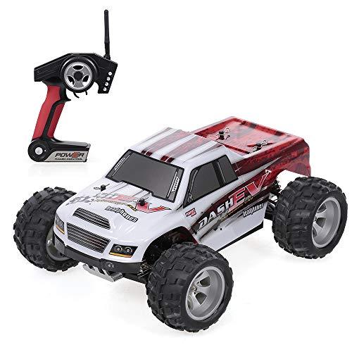 Goolsky WLtoys A979-B 2.4G 1/18 Scala 4WD 70KM / h Rally elettrico ad alta velocit RC Rally Truck RC