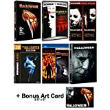 Halloween: Ultimate 11 Movie Collection: Complete Original + Rob Zombie...