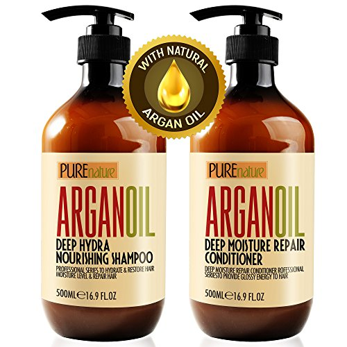 Pure Nature Moroccan Argan Oil