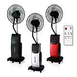 Dardaruga Digital Ventilateur Brumisateur d'air d'intérieur avec...