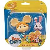Grandi Giochi - Topo Gigio-Mini Gigio & G-Team 2 Personaggi