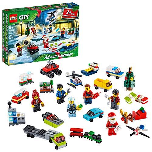 LEGO City 60268 - Calendario de Adviento 2020 (342 piezas)
