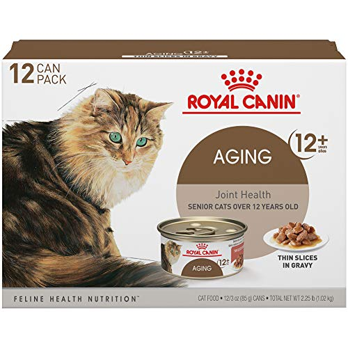Royal-Canin-Aging-12-Thin-Slices-in-Gravy-Wet-Cat-Food-3-oz-12-Pack