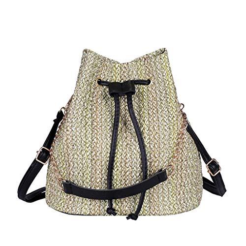 Luckycat Bolsas de mano para mujer para verano viaje bolso d