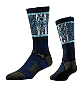 Premium Officially Licensed MLB PA Athletic Socks - Loved by Major League Baseball fans everywhere! Made by Strideline, a Seattle start-up founded in 2009 by high school entrepreneurs dedicated to making the most comfortable sock on earth Keep your f...