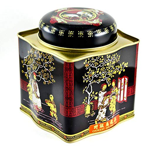 Chá oolong lata