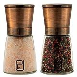 Premium Salt and Pepper Grinder Set...