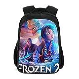 XWXBB Mochila infantil Frozen La misma serie de mochilas para hombre y mujer.