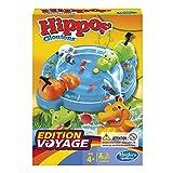 Hasbro Hippos Gloutons - Jeu de societe Hippos Gloutons - Jeu de Voyage -...
