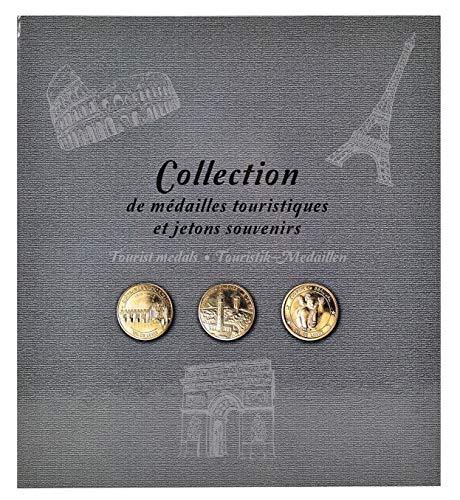 Exacompta - 96113E - Album de Collection pour 50 Médailles Touristiques -...