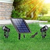 Led Solar Powered...image