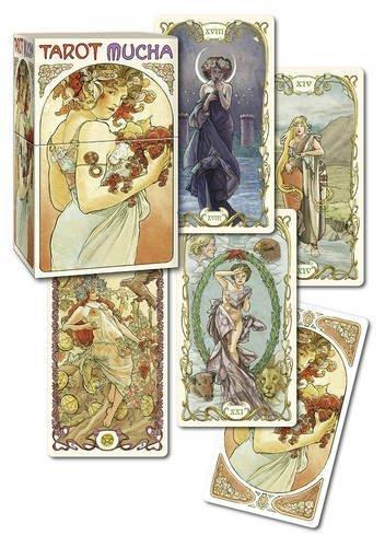 Tarot Mucha by Pietro Alligo(2011-10-25)