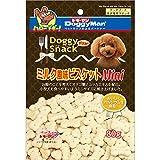 ドギーマン ドギースナックバリュー ミルク風味ビスケットMini 犬用おやつ