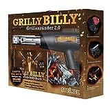 Steinel Grilly Billy 2.0 mit Heißluftpistole HL 1400...