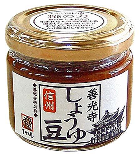 長野県名産発酵食品[善光寺しょうゆ豆](140g)