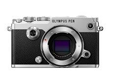 Olympus PEN-F - Cámara EVIL con estabilizador, color plata