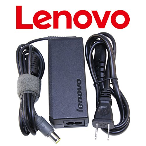 Lenovo 65W 20V 3.25A Laptop Charger AC/DC Power Adapter for Thinkpad T410 2522 2537; T420 4180 4236; Edge 14 0578, 15 0319; SL510 2847; X120E 0596; X200 7458; X201 3626; X220 4290 4291