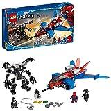 Spider Jet e Mech di Venom LEGO