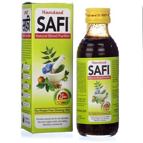 Safi Syrup - 100ml Bottle