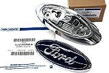 2009-2014 Ford F-150 Tailgate Back Up Camera Housing Bezel & Emblem UPDATED OEM
