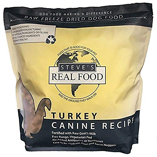 Steve's Real Food Freeze-Dried Raw Nuggets 1.25#...