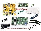Sharp LC-55Q7030U Complete LED Backlight Strip Set LM41-00604A