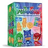PJ Masks Cinnamon Graham Cookie Box With 12-1 Ounce Single Serve Bags