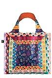 LOQI Artist Hvass & Hannibal Maze Bag Sac de plage, 50 cm, 20 liters,...