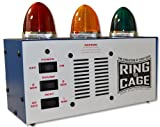 Ring to Cage Interval Gym Timer for Muay Thai, MMA, Kickboxing, Boxing, Martial Arts