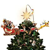 The Bradford Exchange Disney's Timeless Holiday Treasures Tree Topper