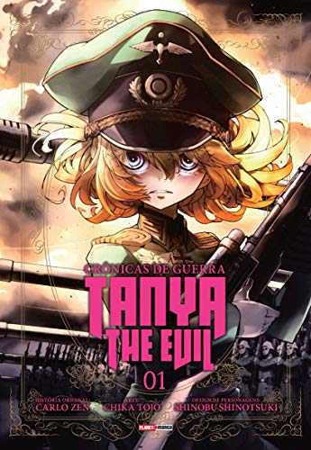 Tanya the evil - crônicas de guerra vol. 1