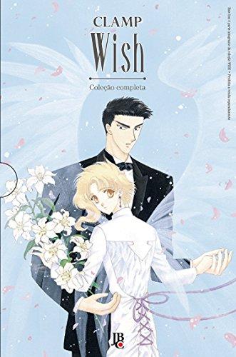 Wish - Caixa com Volumes de 1 à 4