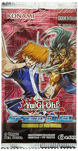 Yu Gi Oh Speed Duel: Cicatrici di Battaglia - Box 36 Buste - Italiano
