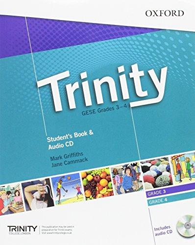 Trinity Graded Examinations in Spoken English (GESE): Trinity Pub Gese Grades 3-4: Teacher's Book, S