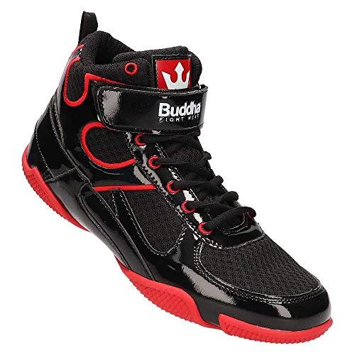 Buddha Fight Wear Zapatos de Boxeo One...
