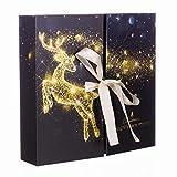 ISO TRADE Calendrier de l'Avent Calendrier de Noël pour Hommes Gadgets pour Lui 24 Portes avec idée Cadeau 9230
