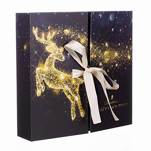 ISO TRADE Calendario de Adviento Calendario navideño para H